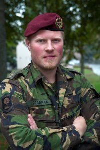 eerste-luitenant-Alex-Spanhak---Bronzen-Kruis
