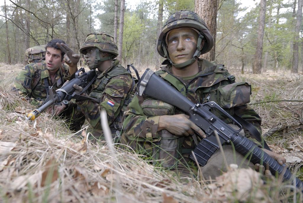 Initiële Opleidingscyclus Bij Korps Commandotroepen Op De Schop