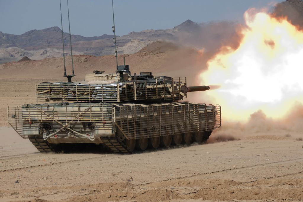 977a59bc2a7f Leopard 2 MBT steals the show in South Africa - Dutch Defence Press