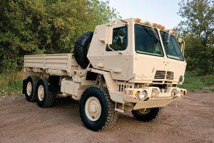 Oshkosh FMTV 6x6 Cargo