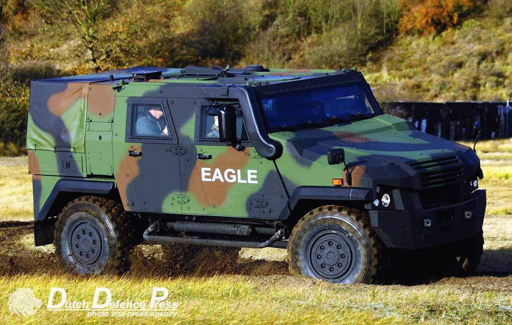 The New Eagle Has Landed In The Netherlands Dutch Defence Press