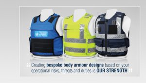 PPSS Bespoke Body Armour Designs