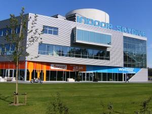 Gebouw-Indoor-Skydive-Roosendaal